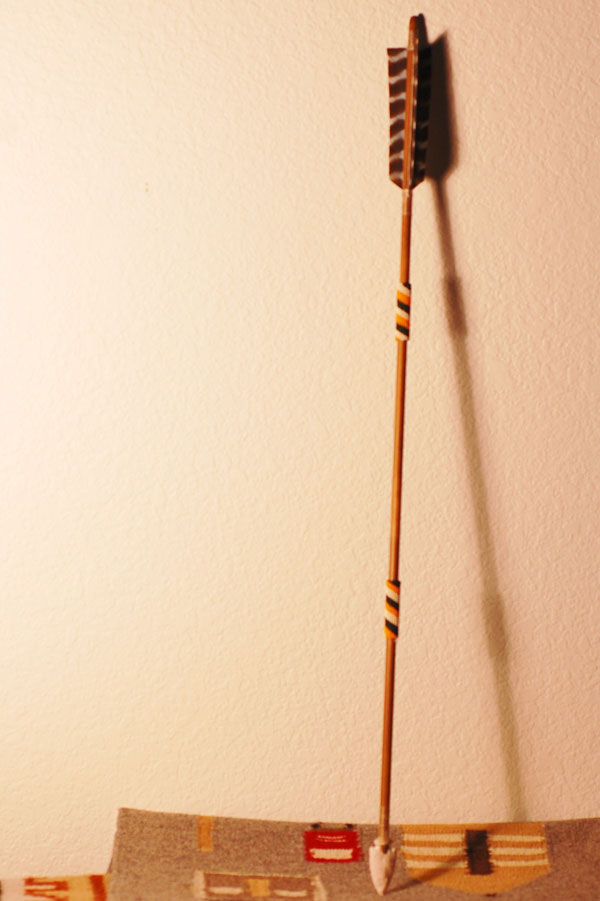 Native American Beaded Arrow