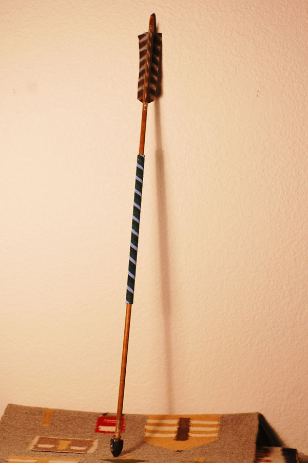 Native American Beaded Arrow Chippewa