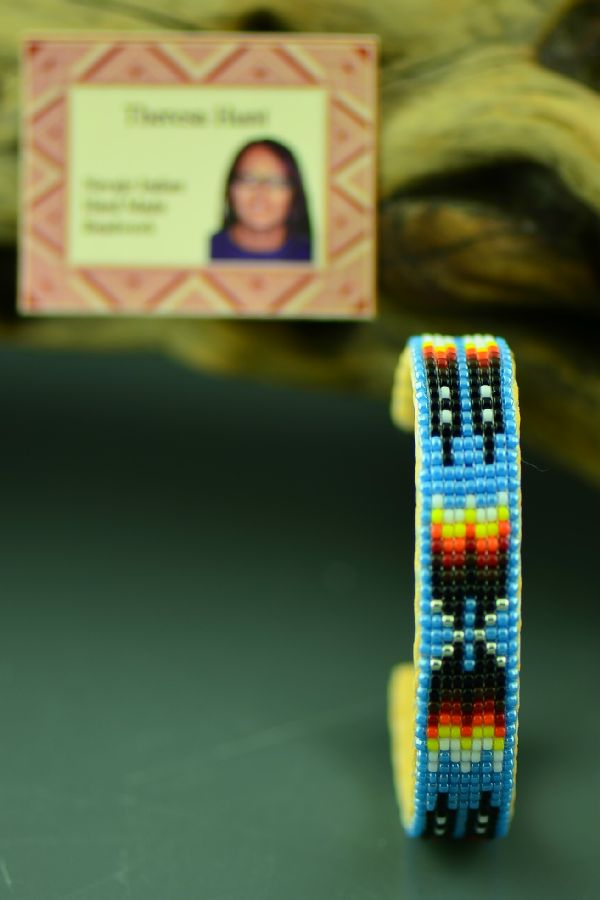 Native American Childrens Beaded Bracelet | Navajo Childrens Beaded Bracelet | Native American Childs Bracelet