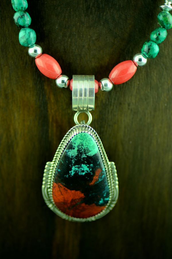 Sonoran Sunrise Pendant