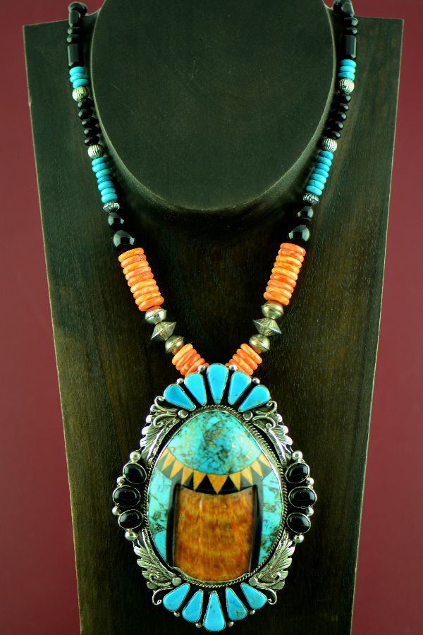High Quality Native American Turquoise Jewelry