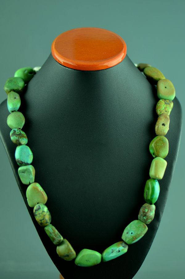 American Indian Ajax Turquoise Necklace