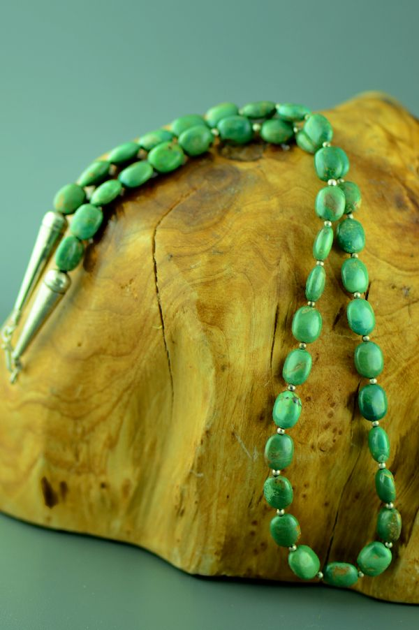 Native American Emerald Valley Turquoise Necklace