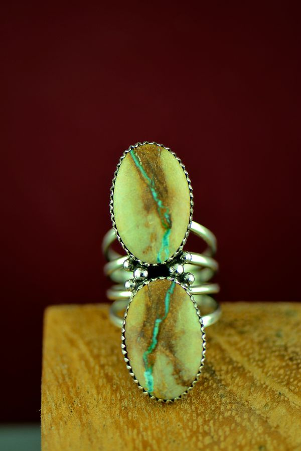 Garrison Boyd Blue Ribbon Turquoise Ring