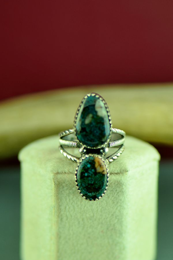 Turquoise Native American Rings