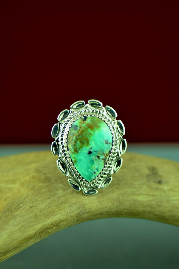 Ladies Dry Creek Turquoise Ring