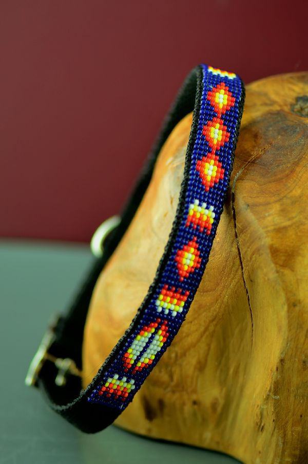 Native American Dog Collars