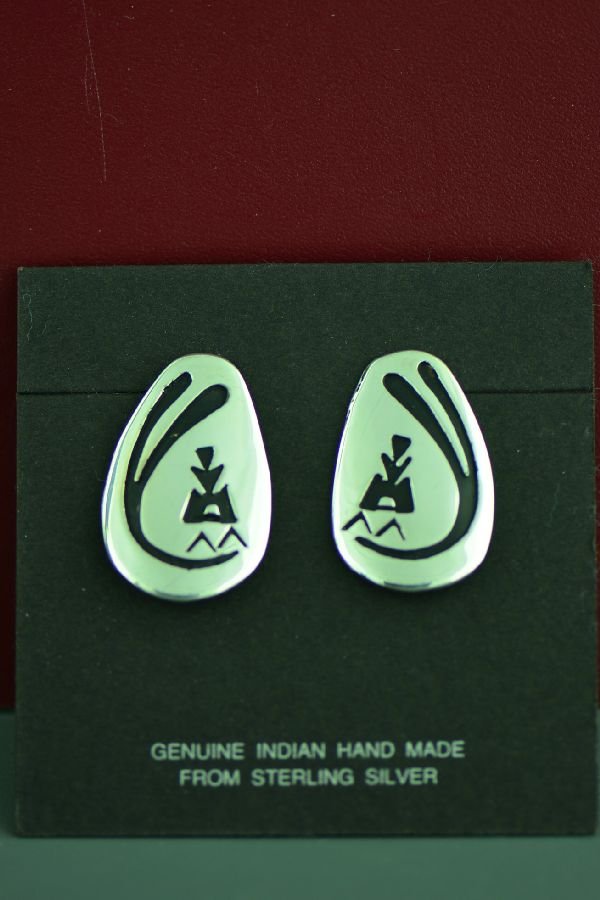 Tommy Singer Teepee Earrings