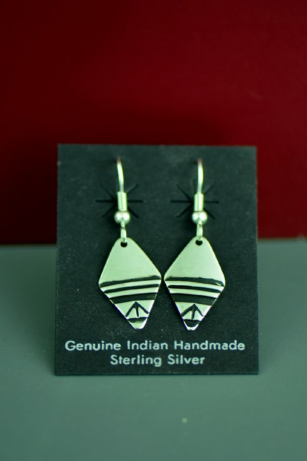 Traditional Tommy Singer Earrings