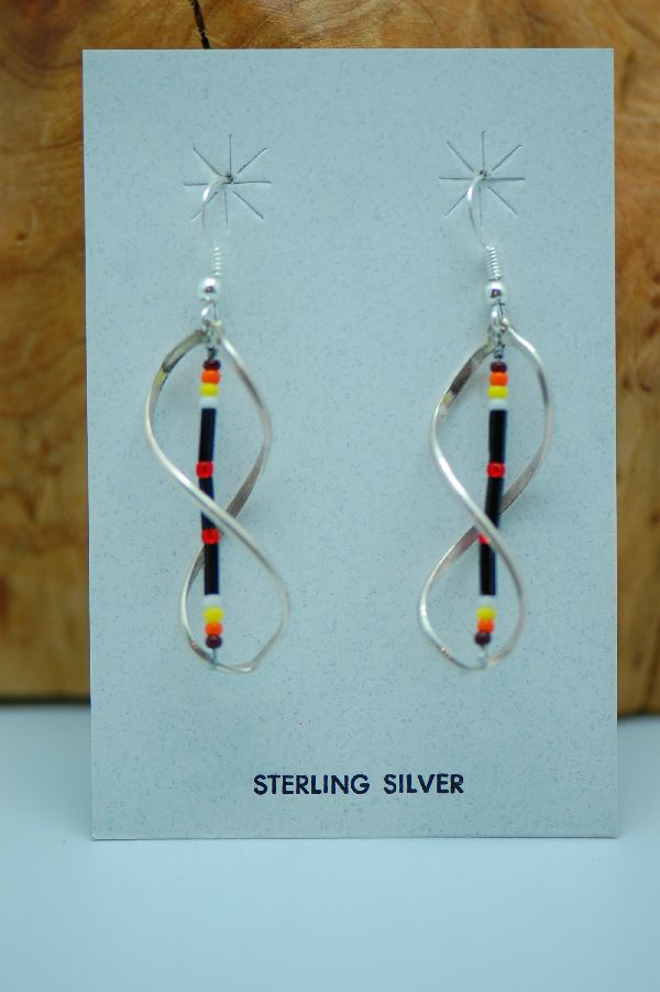Delbert Begay Earrings