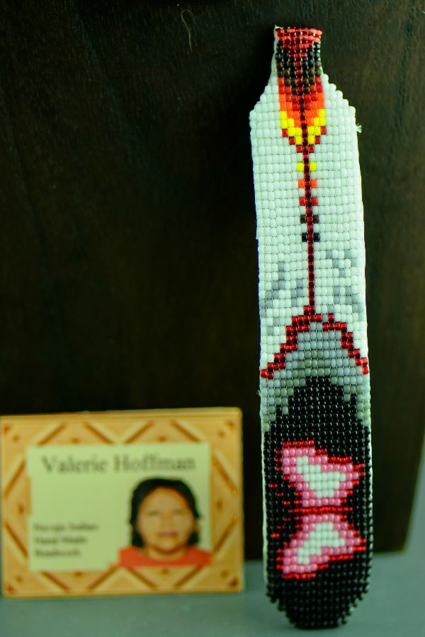 Navajo Beaded Butterfly Barrette