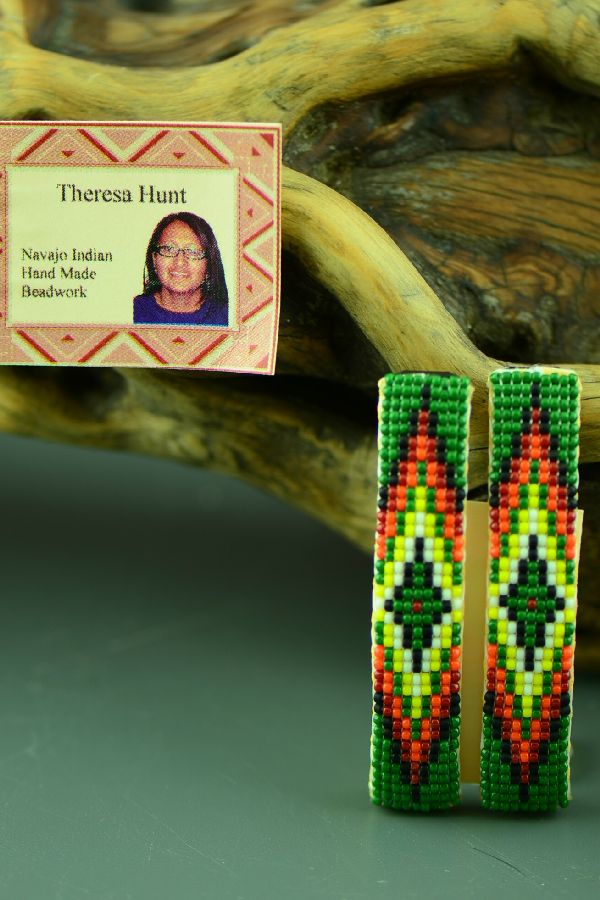 Theresa Hunt Authentic American Indian Barrettes