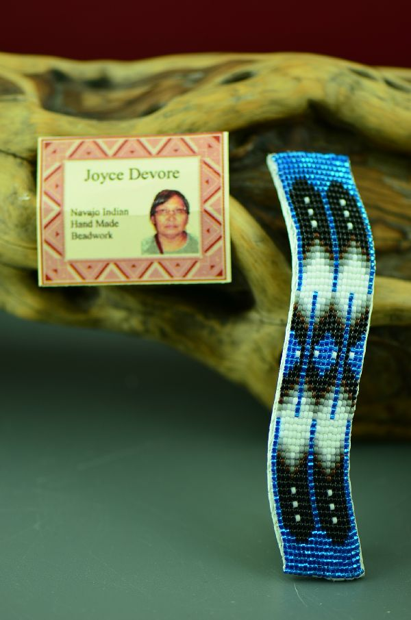 Joyce Devore Beaded Barrette