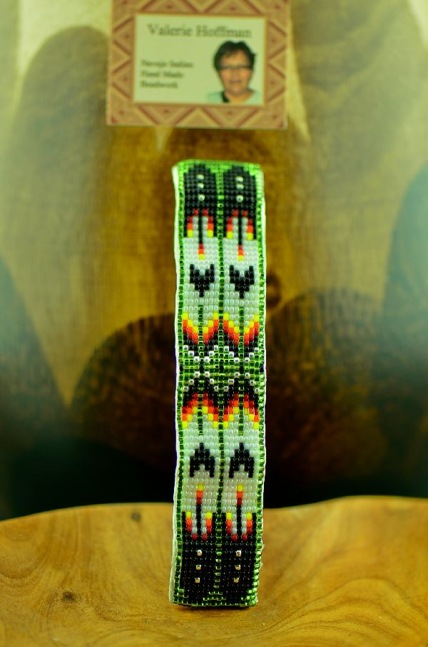 American Indian Beaded Prayer Feather Barrette