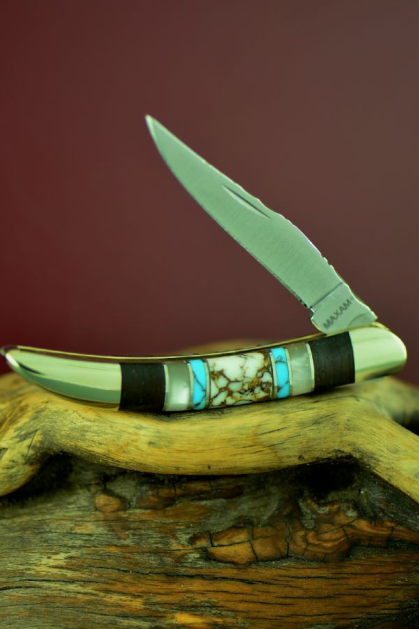 Authentic Cherokee Pocket Knives