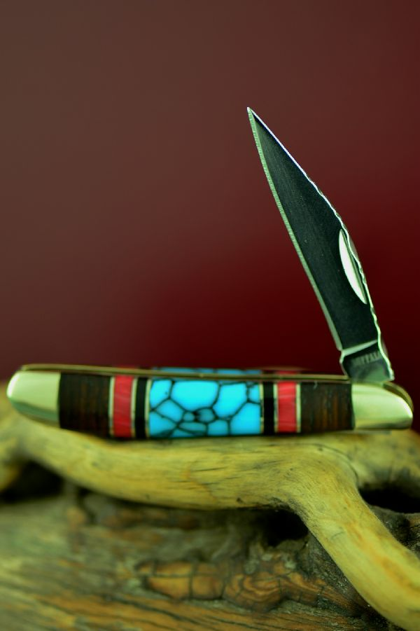 Pocket Knives Native American
