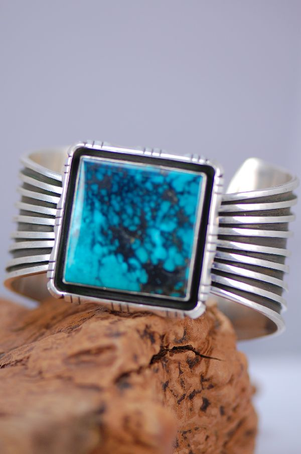 China Mountain Turquoise Bracelet