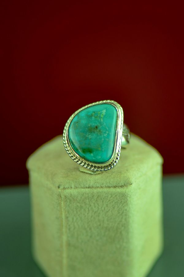 Freddy Charley Turquoise Ring