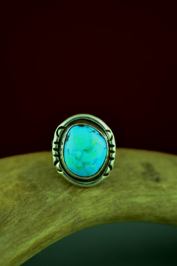 Turquoise Ring Native American