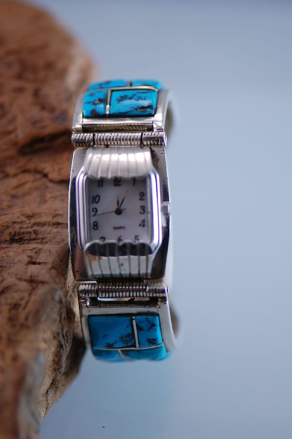 Ben Touchine Turquoise Watch