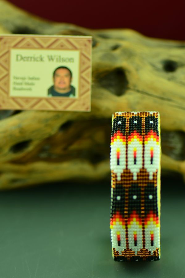 American Indian Authentic Beaded Bracelets