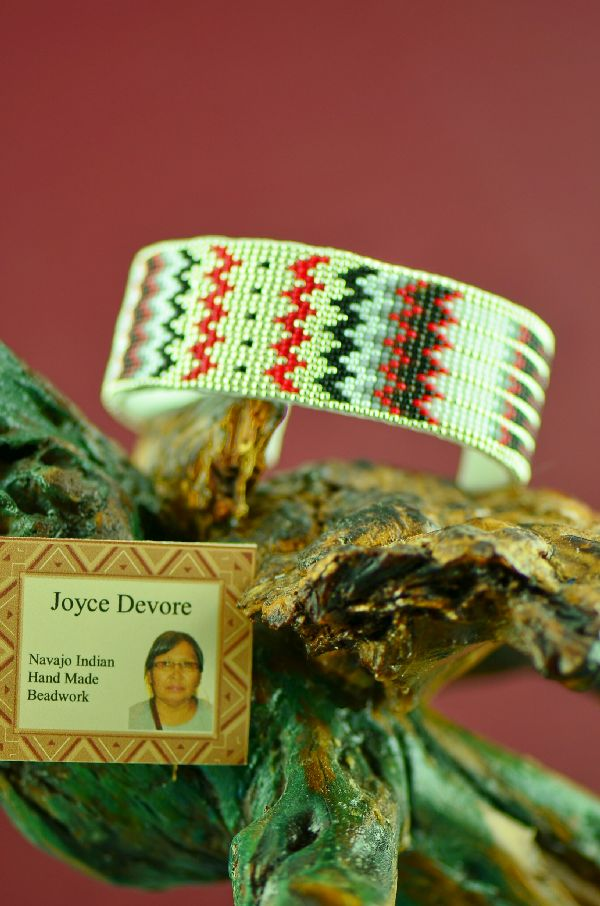 Joyce Devore Beaded Bracelet