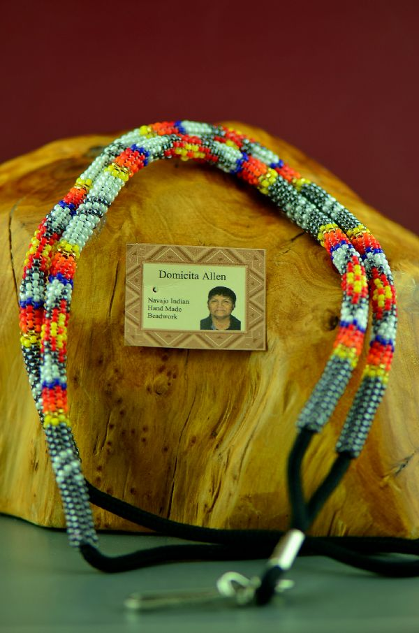 Unique Beaded Native American Lanyards