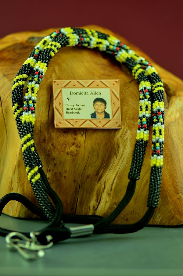 Authentic Navajo Beaded Lanyards