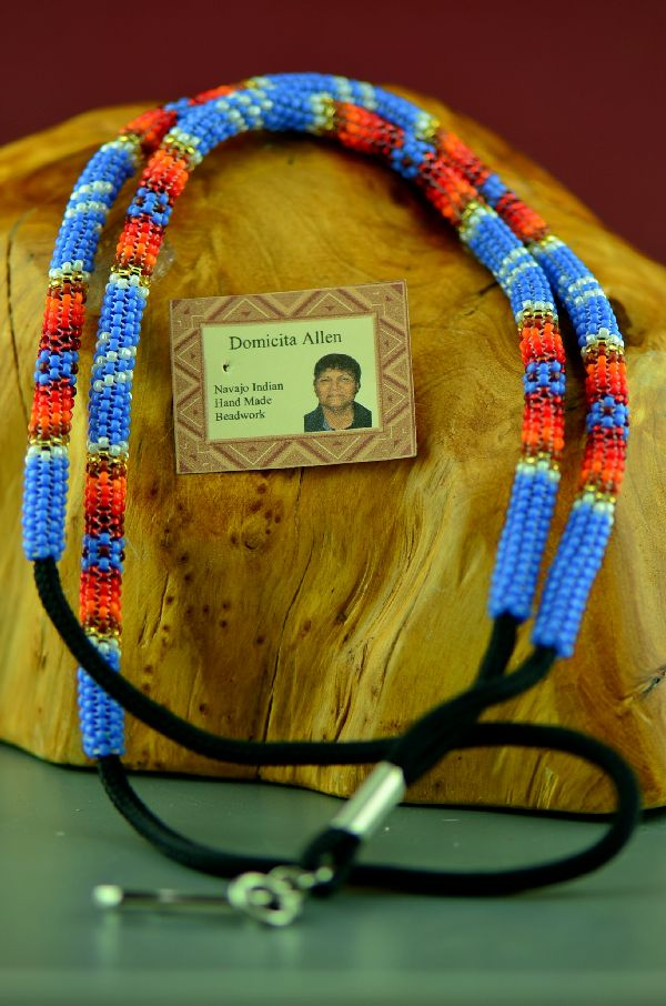 Authentic Beaded American Indian Lanyards