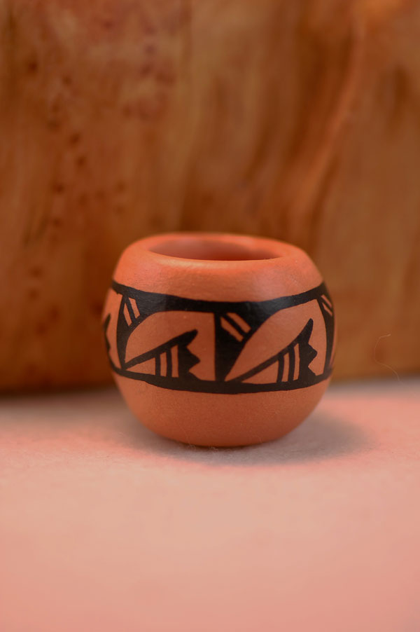 Hand Painted Miniature Pottery